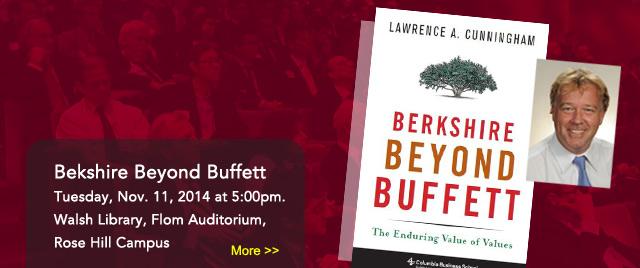 """Bekshire Beyond Buffett"""""""